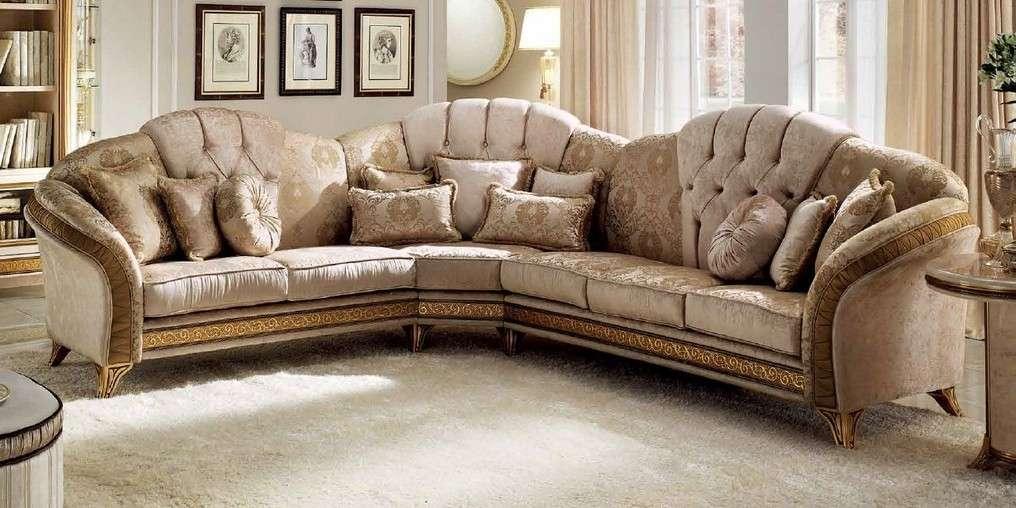 Модульный итальянский диван из массива Мелодия от аредо классик
