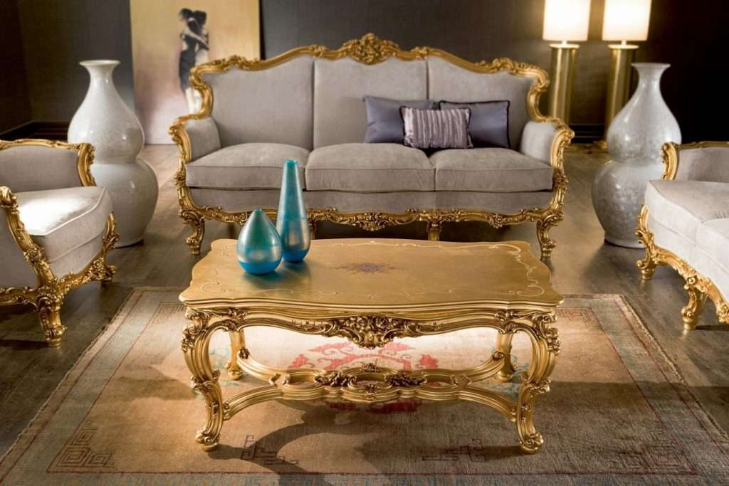 Мебель для гостиной Omero от Silik