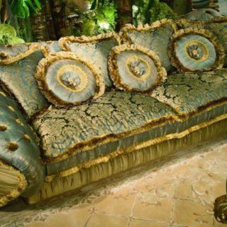 Коллекция мягкой мебели Balbianello от Riva Mobili