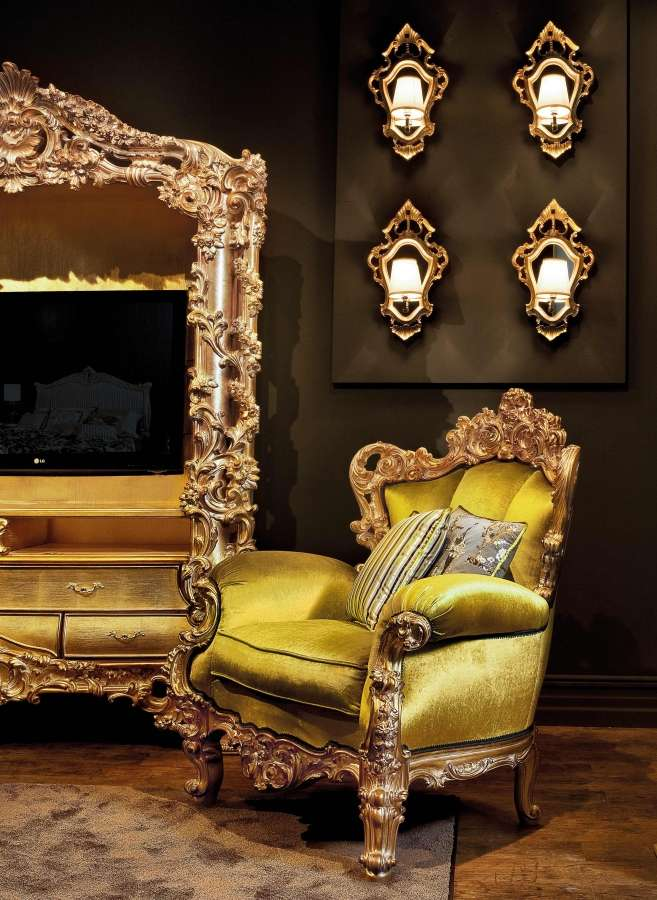 Кресло Varie от Silik