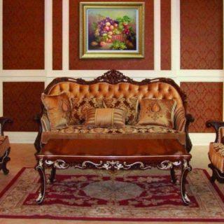 Классический мебельный гарнитур Айвенго