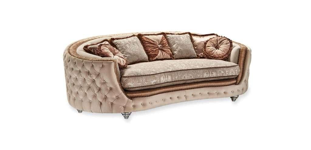 Прямой диван Александр от Вито Палазо