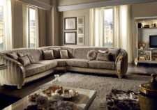 Угловой диван Liberty от Arredoc Classic