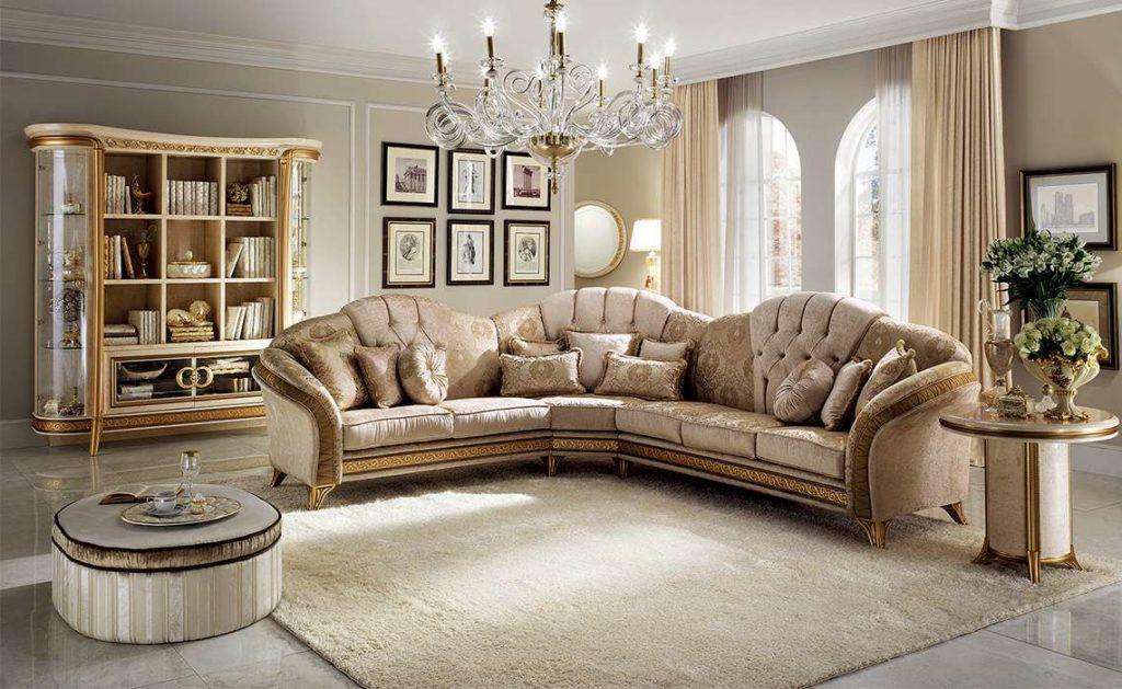Купить итальянский модульный диван Melodia от Arredoclassic в Киеве