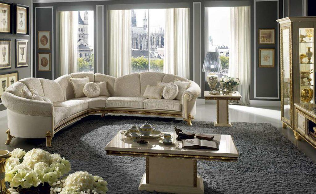 Мягкий угловой диван Raffaello от Arredoclassic