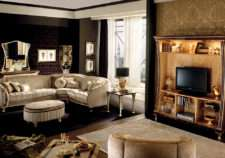 Rossini угловой модульный диван