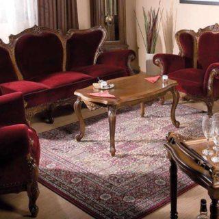 Диван с креслами в классическом стиле Роял (ROYAL) Румыния