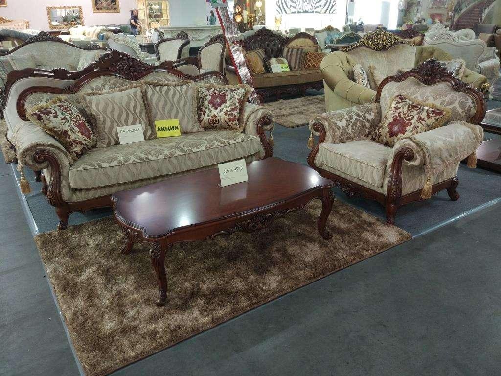 Мягкая классическая мебель Патриций