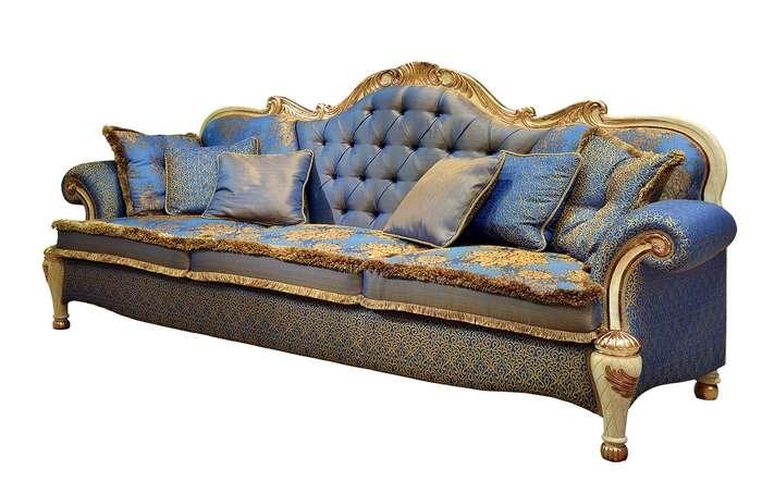Мадам Бовари - линейный классический диван