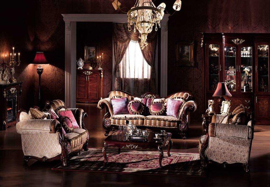 Купить Комплект мягкой мебели Carpenter 223C в Киеве, Одессе.