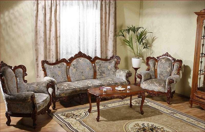 Диван и кресла Клеопатра. Румыния