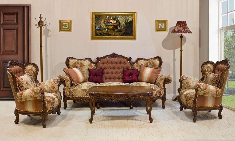 Мягкая румынская мебель Клеопатра