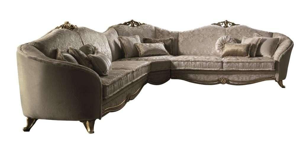 Большой угловой диван Donatello от итальянского производителя Аредо Классик