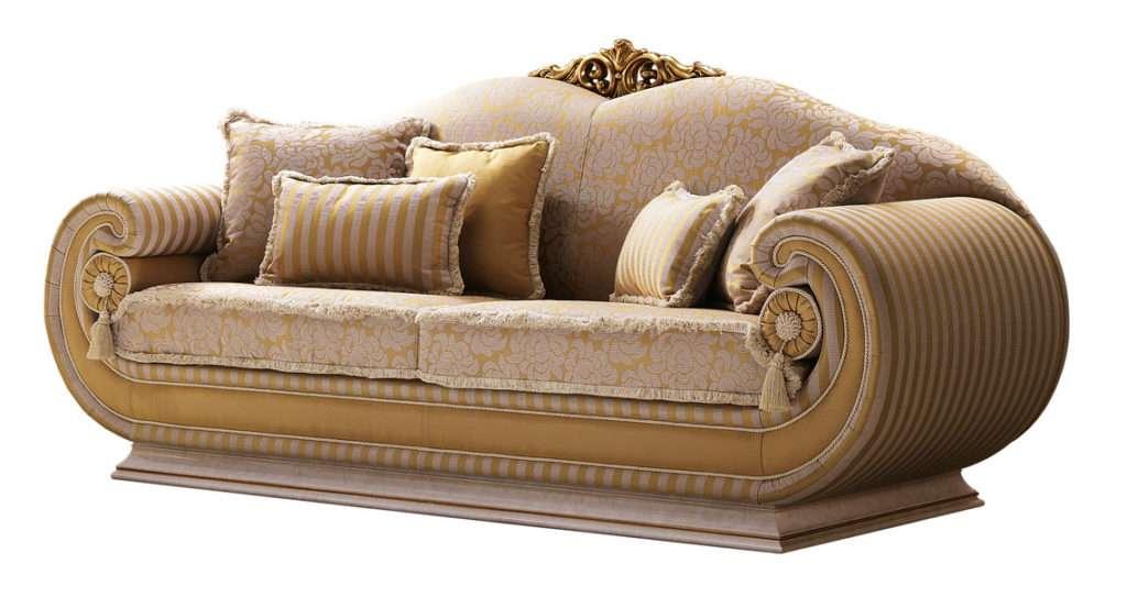 Прямой диван Леонардо от аредо классик