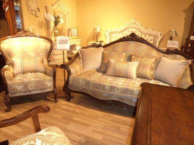 Богатая мягкая мебель Донжуан. Беллини