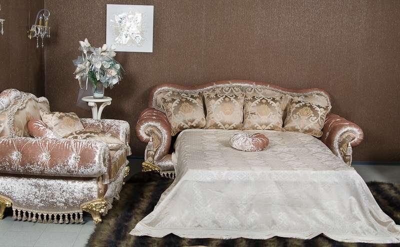 Купить диван в классическом стиле раскладной в Киеве