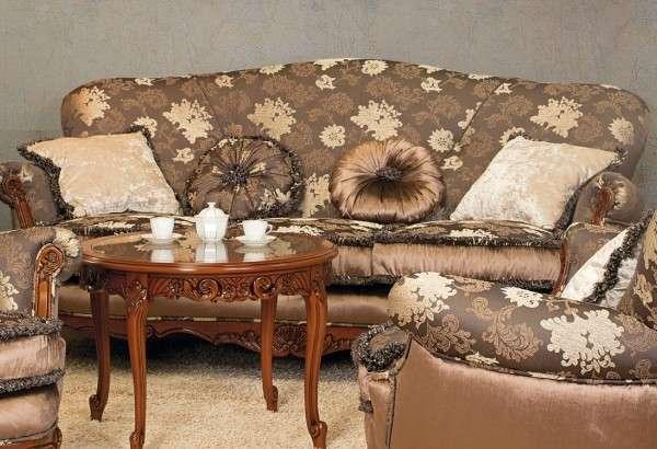 Мягкий элитный диван Цезарь. Симекс.