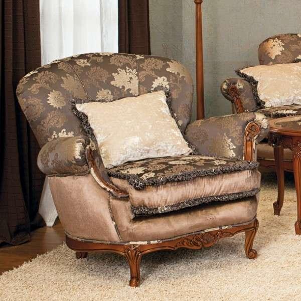 Кресло в мягкий комплект Цезарь. Румыния.