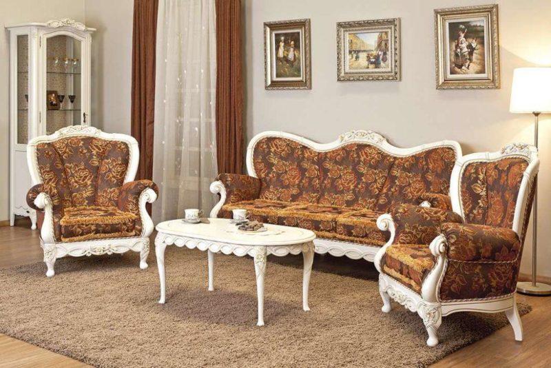Мебельный комплет Флора. Румыния. Симекс