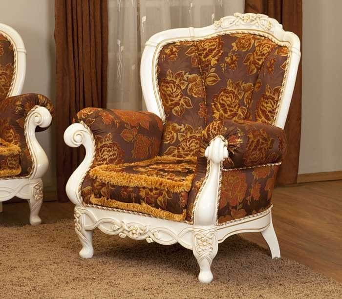 Румынское кресло Флора в интернет-магазине мягкой мебели