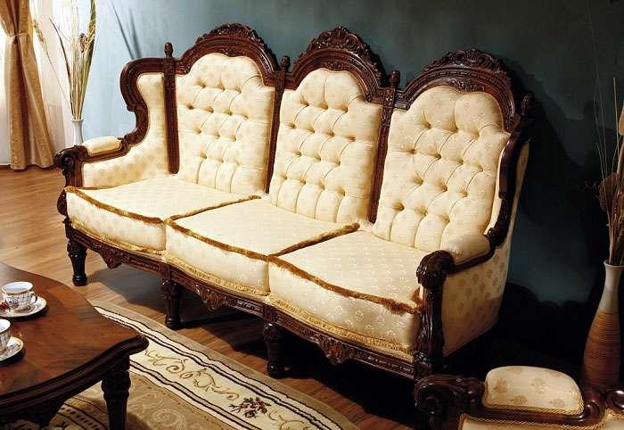 Элитный мягкий мебельный гарнитур Кристина (CRISTINA)