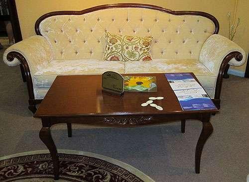 Эксклюзивный мягкий диван с креслами Вивере.