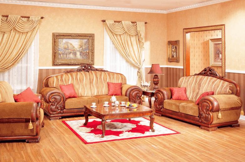 Купить Диван в классическом стиле Carpenter 221 D в Киеве, Одессе