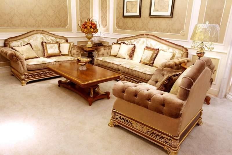 Купить мягкую мебель из коллекции Gold от фабрики Mariner в Киеве
