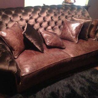 Шикарный диван Мантеласси в гостиную