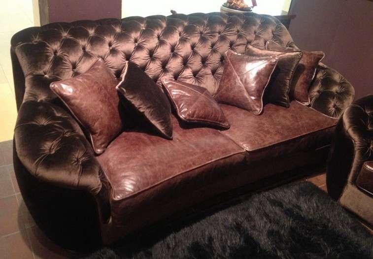 Купить Шикарный диван Мантеласси в гостиную из Италии в Киеве
