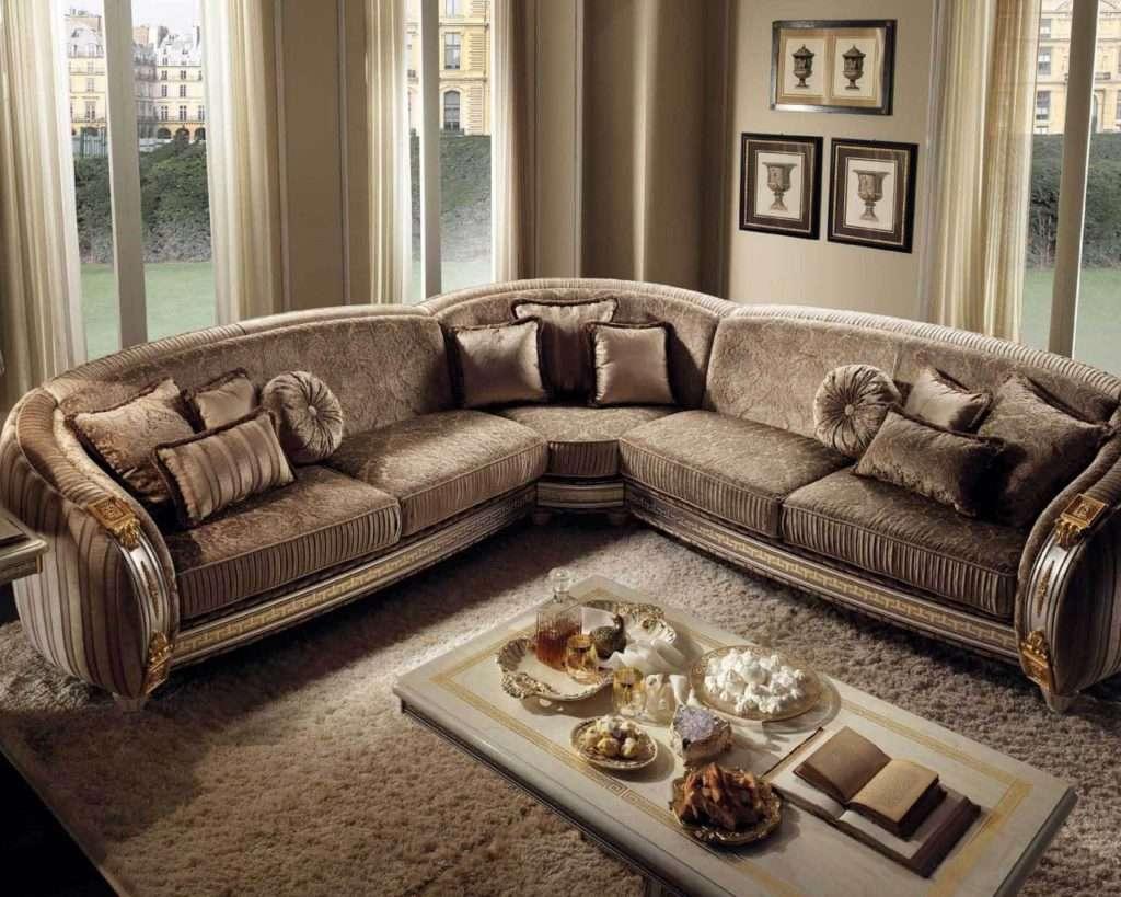 Угловой итальянский диван Liberty