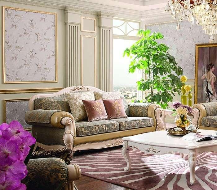 Элитный мягкий диван с подушками Carpenter 230 B