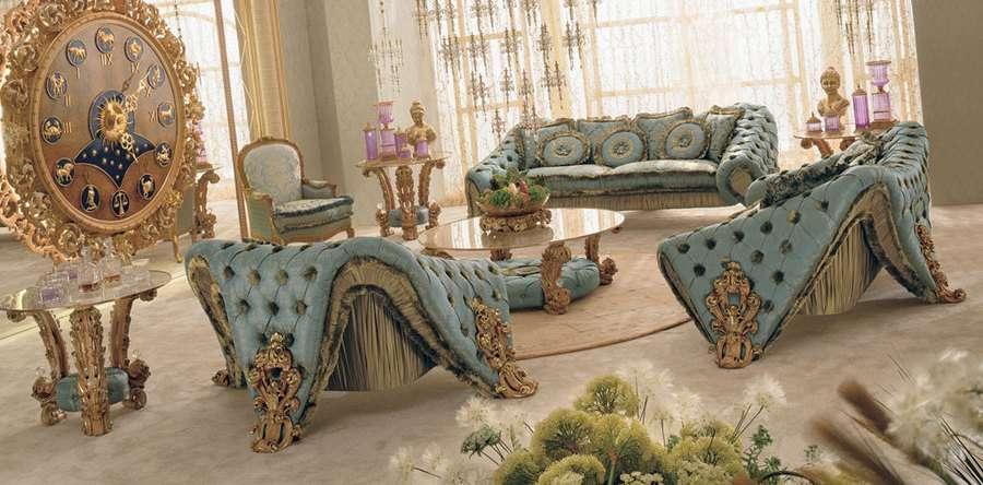 Элитные классические диваны коллекции Balbianello