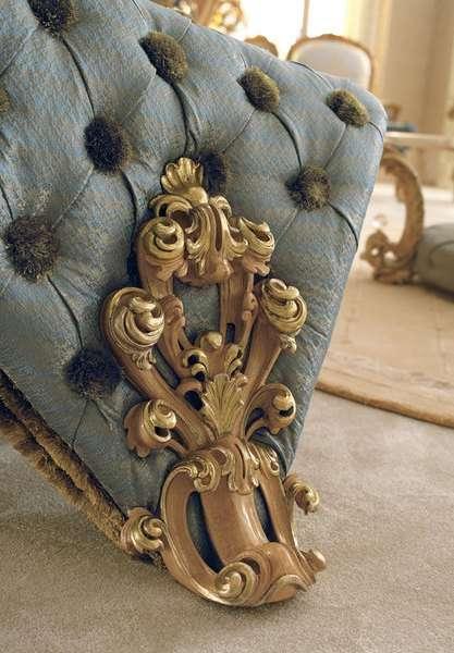 Декор дивана коллекции Balbianello Рива