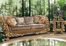 Дизайнерский итальянский диван Bouquet фабрики Riva Mobili D'Arte