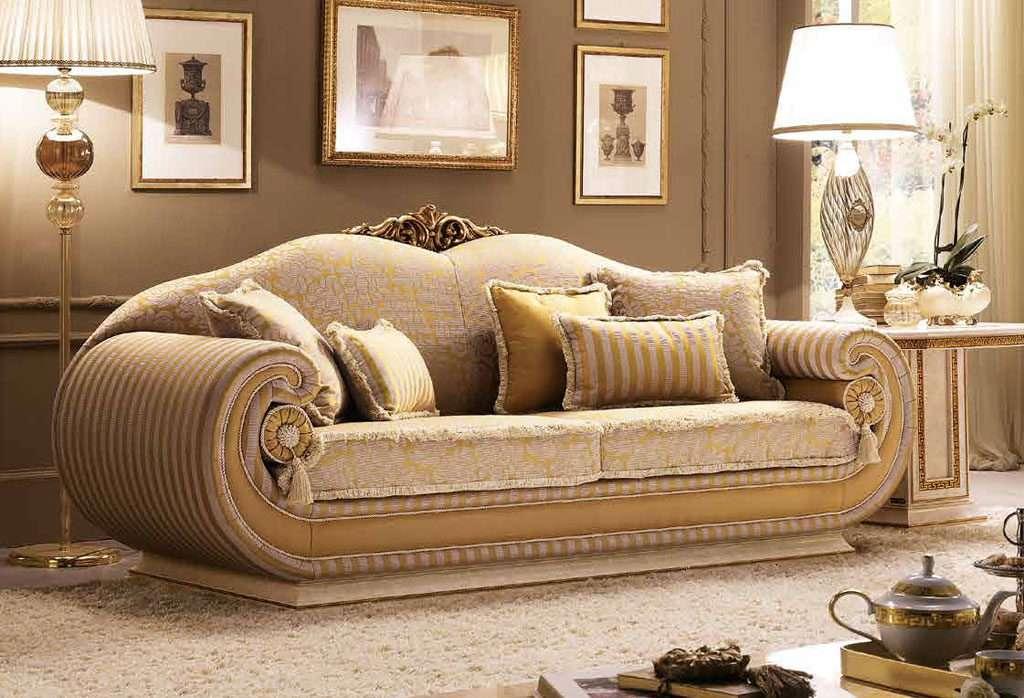 Мягкий диван Леонардо от аредо классик