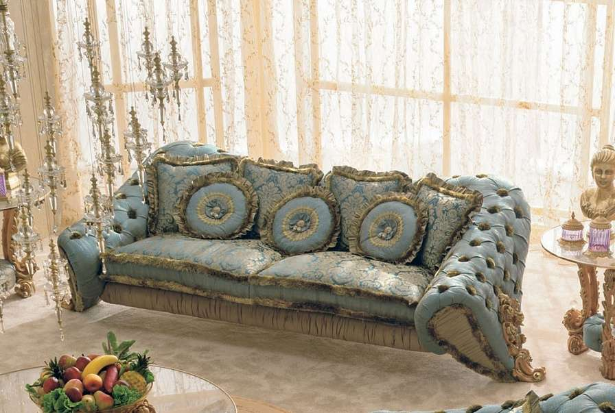 Riva Mobili D'Arte итальянская фабрика мебели люкс класса