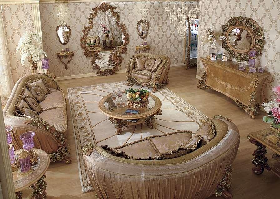 Мягкая мебель Букет от итальянской фабрики Рива в Киеве