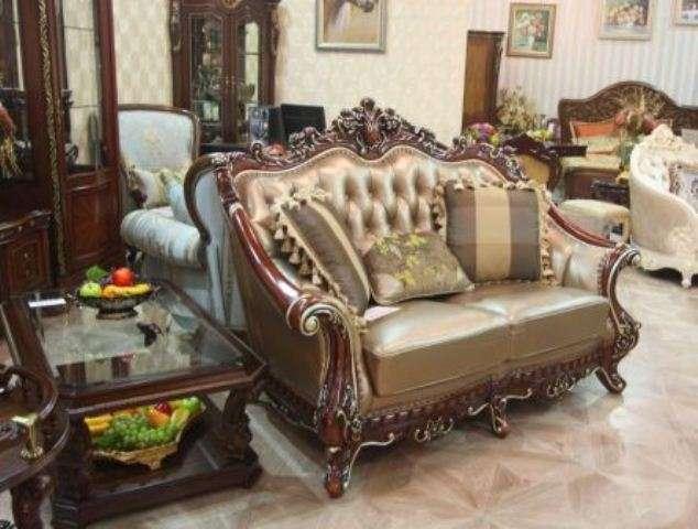 Двухместный диван Султан