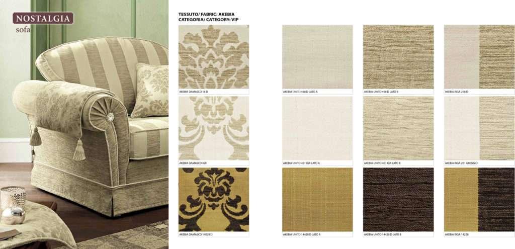 Мебель Camelgroup Италия: мягкая мебель в ткани с раскладкой