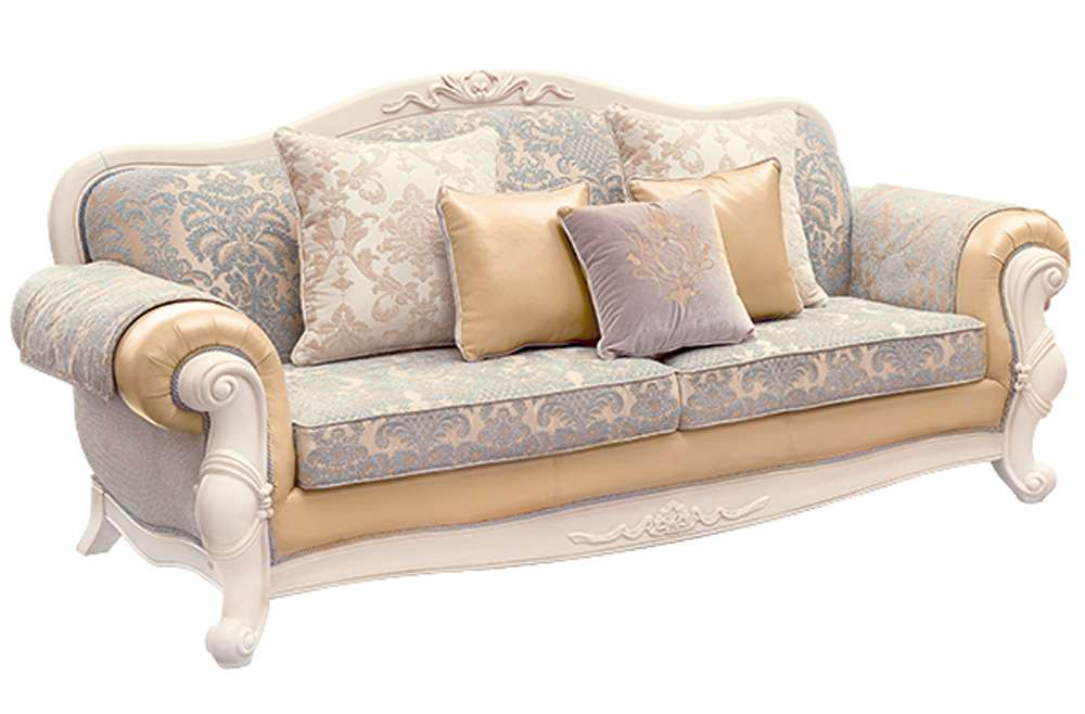 Светлый диван Карпентер 230 В
