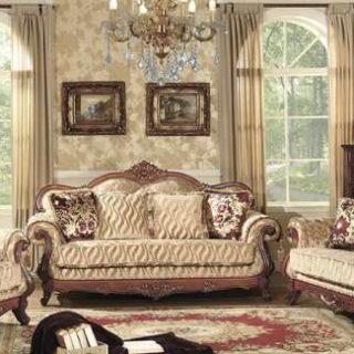 Коричневый резной раскладной  диван Патриций, Беллини