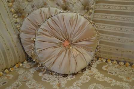 Мягкие подушки к дивану Посейдон.