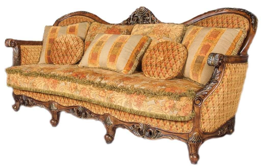 трехместный диван Романес