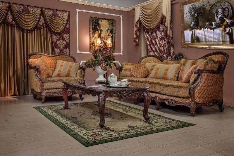 Диван R033 Romanes (Китай): магазин элитной китайской мебели
