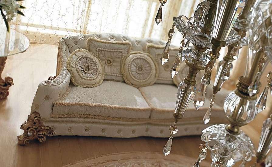 Двухместный диван в зал Сенсация от Рива Италия