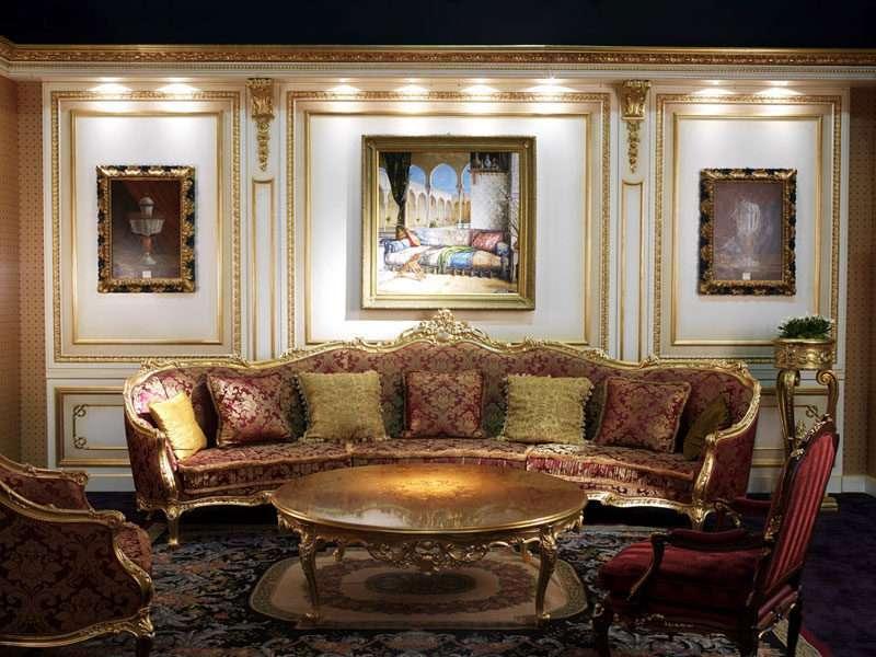 Итальянская мягкая мебель для гостиной: фото каталог диванов
