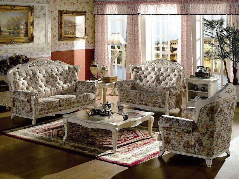 Мягкая мебель Carpenter 108 A в стиле Прованс