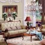 Королевский диван Carpenter 236 B