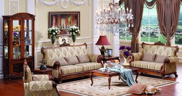 Купить Королевский диван Carpenter 236B (Испания) в Киеве, Одессе